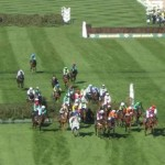 "alt=""Grand National Steeplechase at Aintree"""