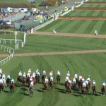 The Grand National Horse Racing