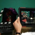 London iPad Movie making